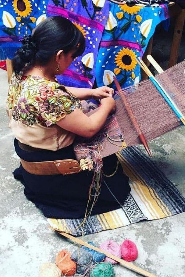 Artesana Chiapas
