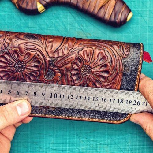 Bolsos mexicanos artesanales